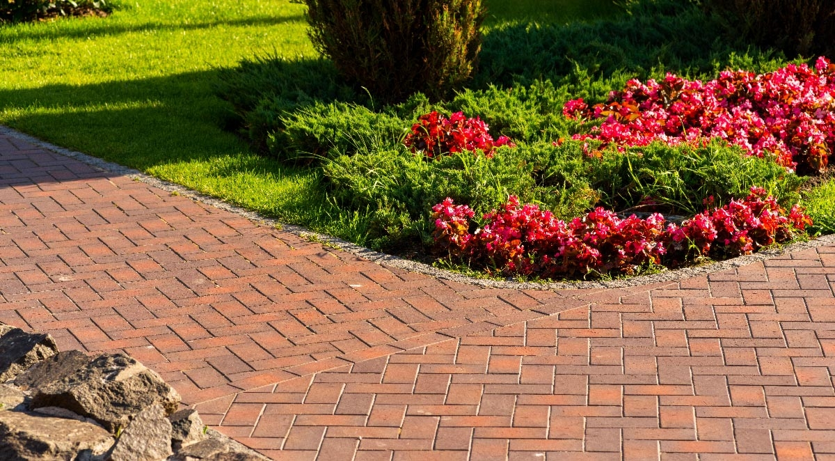 How to Pressure Wash Brick Driveways and Walkways